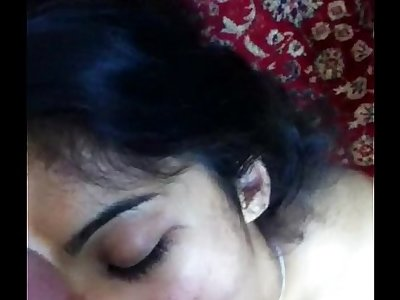 Desi Indian - NRI Girlfriend Face Fucked Blowjob and Cumshots Compilation - Leaked Scandal